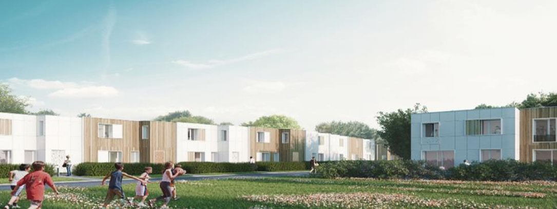 réhabilitation à énergie 0 de 160 logements en site occupé selon la démarche Energiesprong