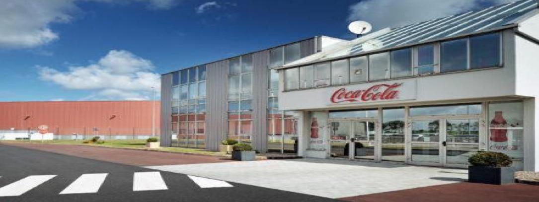 Usines Coca Cola - Concept Développement pour Sodexo